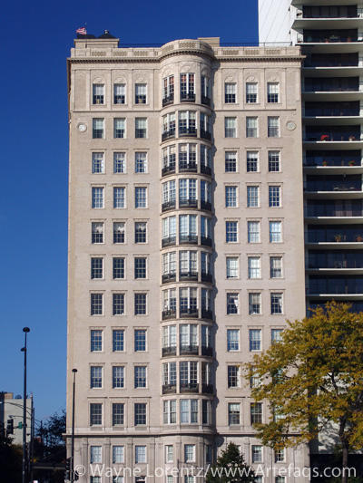 Photograph of Stewart Apartments - Chicago, Illinois