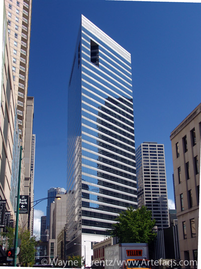 Stock photo of AMA Building - Chicago, Illinois