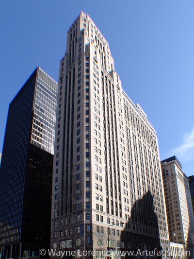 Stock photo of 333 North Michigan Avenue - Chicago, Illinois