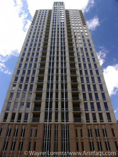 Stock photo of 1250 South Michigan Tower - Chicago, Illinois