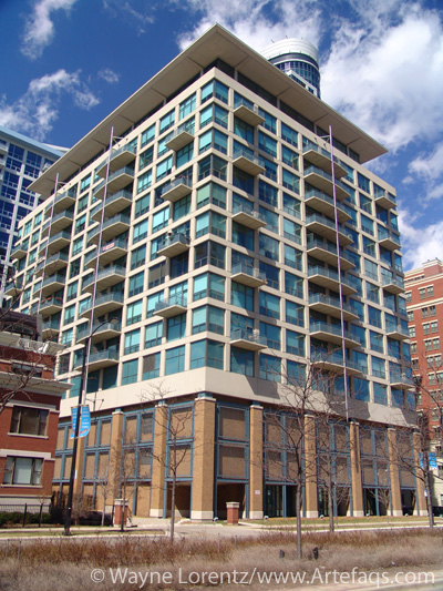 Stock photo of The Lofts At Museum Park I - Chicago, Illinois