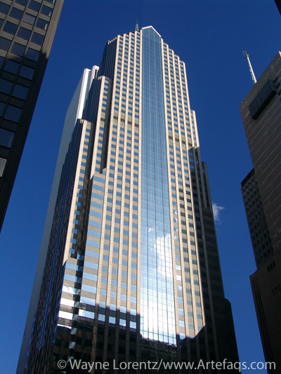 Stock photo of Two Prudential Plaza - Chicago, Illinois