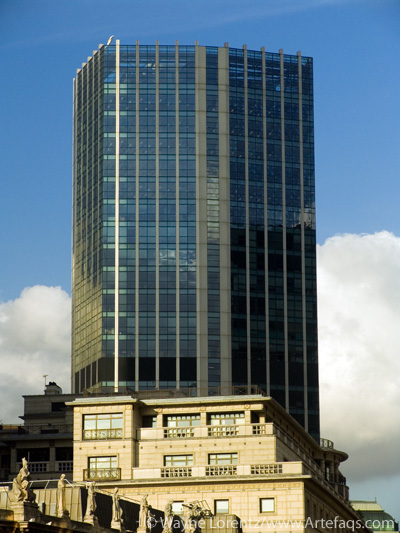 Photograph of 99 Bishopsgate - London, England