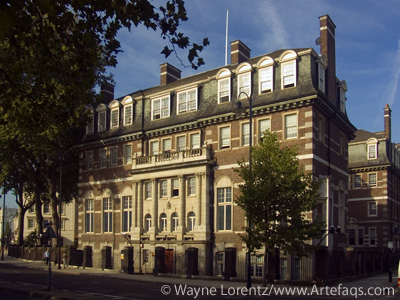 Photograph of Chelsea College of Art and Design - London, England