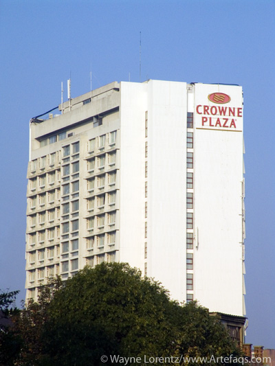 Photograph of Crowne Plaza Hotel Brussels-Europa - Brussels, Belgium