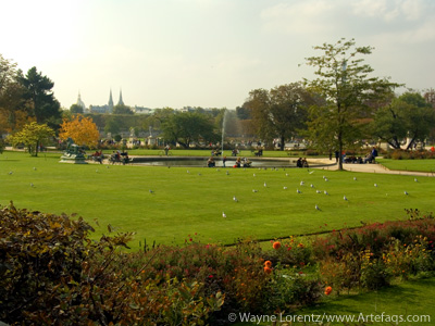 Stock photo of Des Jardin Tuileries - Paris, France