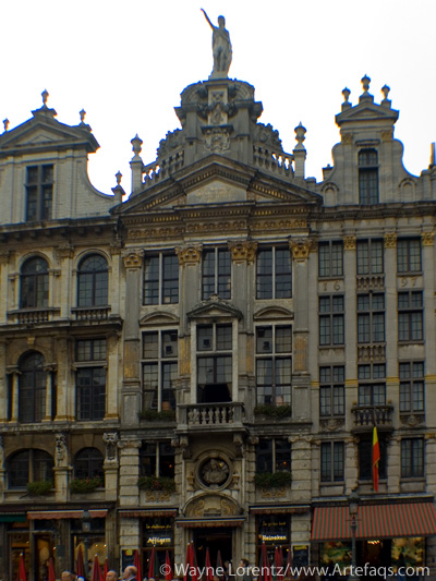 Photograph of La Chaloupe d'Or - Brussels, Belgium