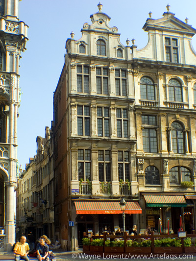 Photograph of Le Merchand d'Or - Brussels, Belgium