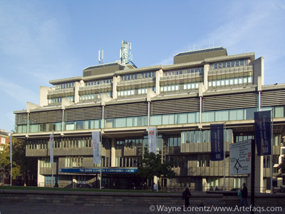 Photograph of Queen Elizabeth II Conference Center - London, England