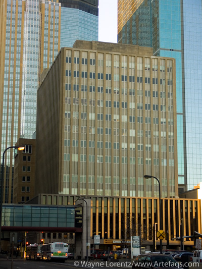 Photograph of 510 Marquette Avenue - Minneapolis, Minnesota