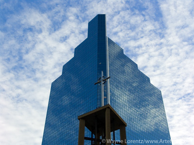Stock photo of Campbell Mithun Tower - Minneapolis, Minnesota