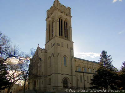 Photograph of Cathedral of Saint Mark - Minneapolis, Minnesota