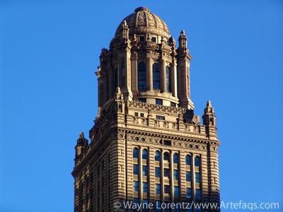 Photograph of Jewelers Building - Chicago, Illinois