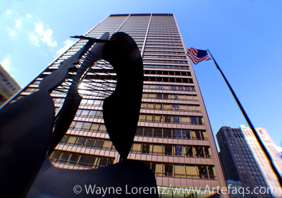 Stock photo of Daley Center - Chicago, Illinois