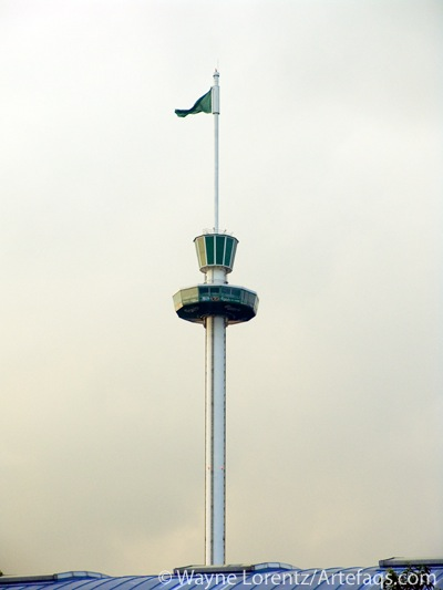 Stock photo of Carlsberg Sky Tower - Sentosa Island, Singapore