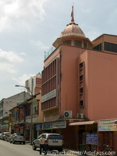 Photograph of D.A.V. Hindi School - Singapore