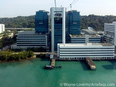 Photograph of HarbourFront Tower Two, Singapore