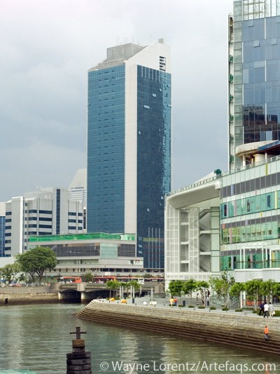 Stock photo of High Street Centre - Singapore