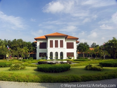 Photograph of Istana Kampong Glam - Singapore