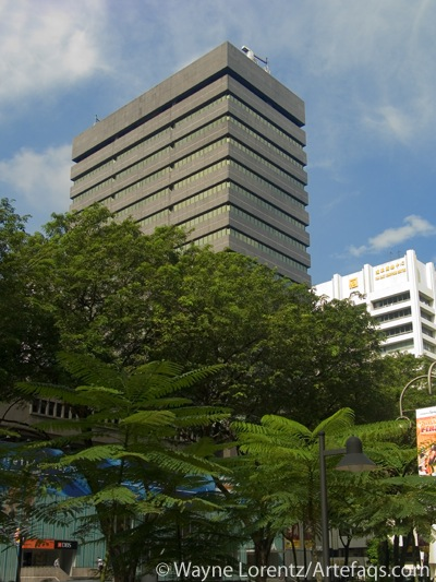 Photograph of Liat Towers - Singapore