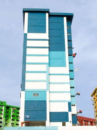 Stock photo of Rochor Centre - Singapore
