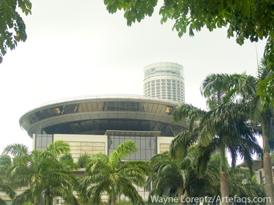 Stock photo of Supreme Court of Singapore - Singapore