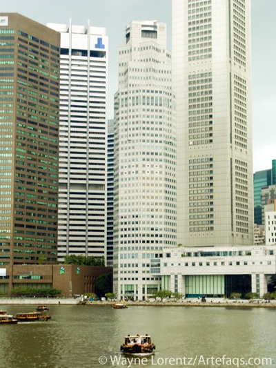 Photograph of United Overseas Bank Plaza Two - Singapore