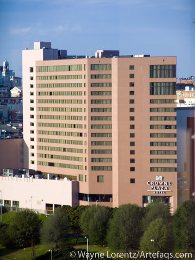 Photograph of Crowne Plaza Hotel - Richmond, Virginia