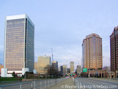 Photograph of Richmond, Virginia