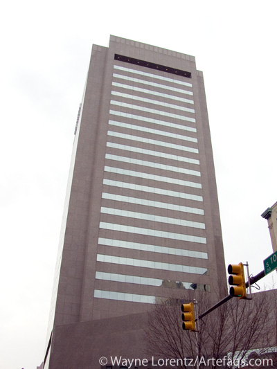 Photograph of SunTrust Plaza - Richmond, Virginia