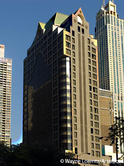 Photograph of Sutton Place Hotel - Chicago, Illinois
