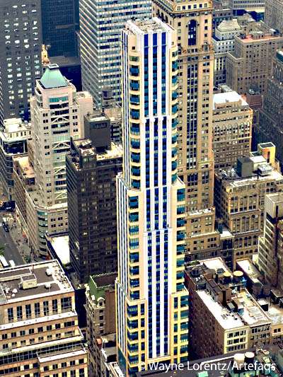 Stock photo of 425 Fifth Avenue - New York, New York