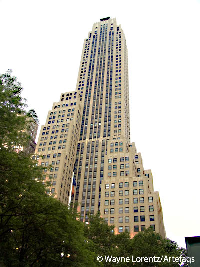 Stock photo of 500 Fifth Avenue - New York, New York