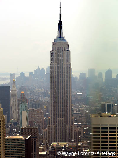 Photograph of Empire State Building - New York, New York
