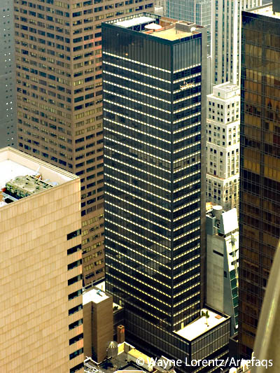 Photograph of Harper and Row Building - New York, New York