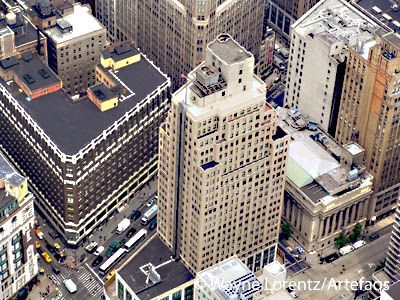 Photograph of Herald Square Building - New York, New York