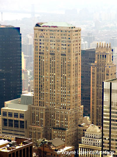 Photograph of Lincoln Building - New York, New York
