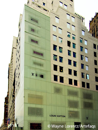 Photograph of Louis Vuitton 1 East - New York, New York
