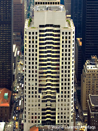 Photograph of Swiss Bank Tower - New York, New York