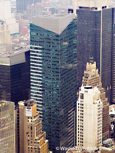 Photograph of Times Square Tower - New York, New York