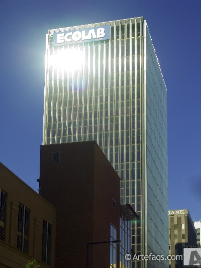 Stock photo of EcoLab Corporate Center - Saint Paul, Minnesota