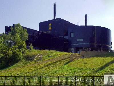 Photograph of Guthrie Theater - Minneapolis, Minnesota