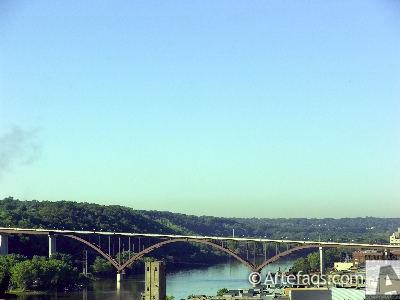 Stock photo of High Bridge - Saiint Paul, Minnesota