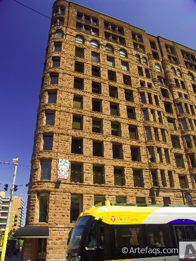 Stock photo of Lumber Exchange Building - Minneapolis, Minnesota