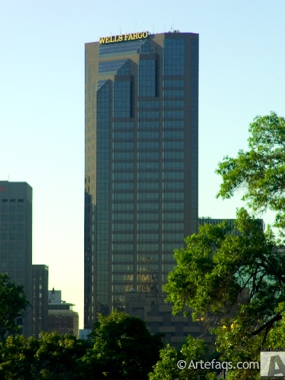 Stock photo of Wells Fargo Place - Saint Paul, Minnesota