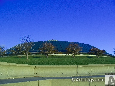 Photograph of Adler Planetarium - Chicago, Illinois