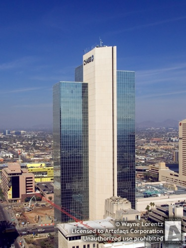 Stock photo of Chase Tower - Phoenix, Arizona