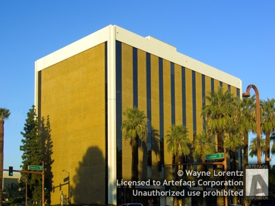 Stock photo of Health and Nutritional Services Building - Phoenix, Arizona