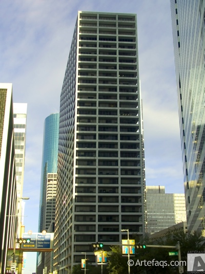 Stock photo of 1 City Centre  - Houston, Texas