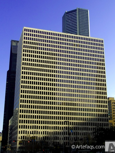 Stock photo of 2 Shell Plaza  - Houston, Texas